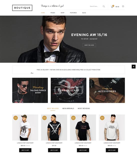 boutique kute responsive prestashop theme