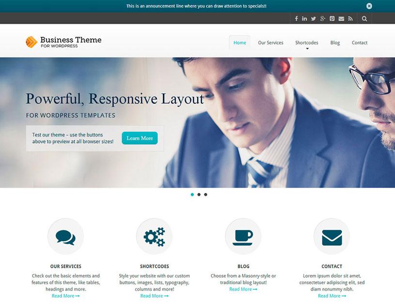 70 Best Consulting Wordpress Themes Free Premium Freshdesignweb