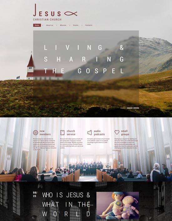 christian-responsive-website-template