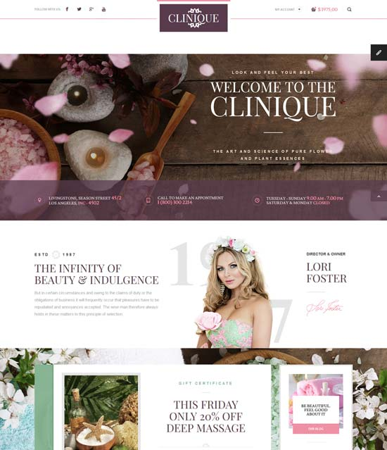 clinique-luxury-spa-html-template