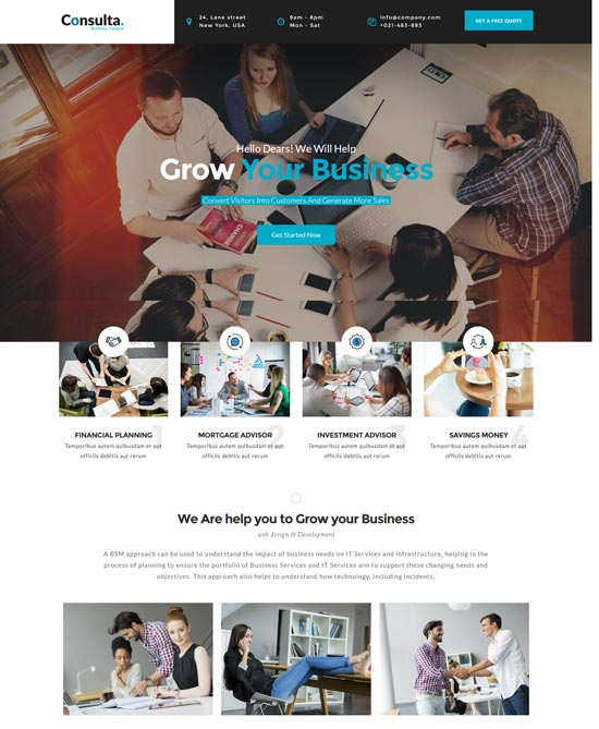 consulta-business-wordpress-theme