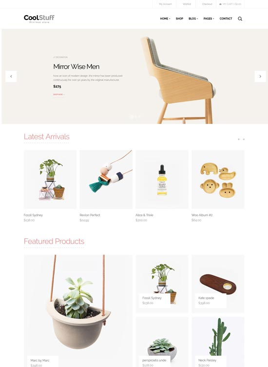 coolstuff-furniture-woocommerce-wordpress-theme