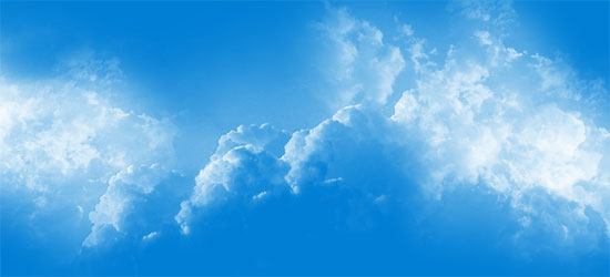 CSS3 Animated Clouds