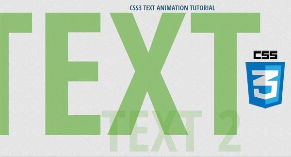 css3-text-animation-demo