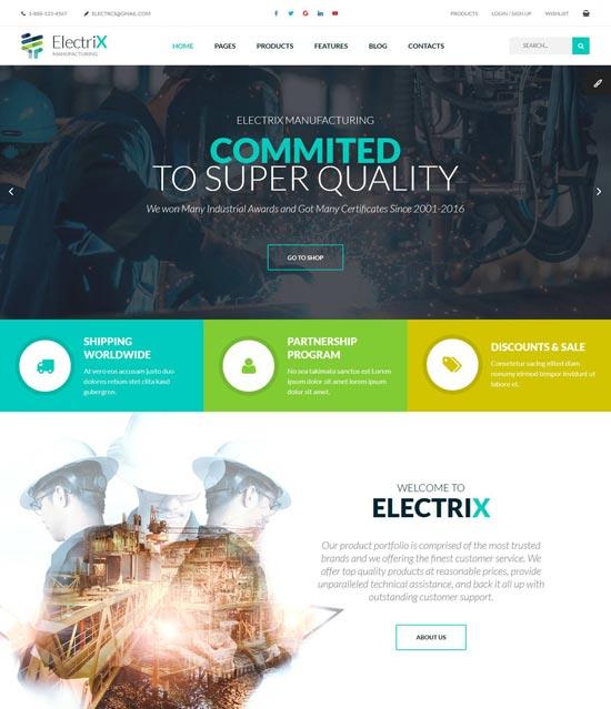 electrix electric equipment manufacturing