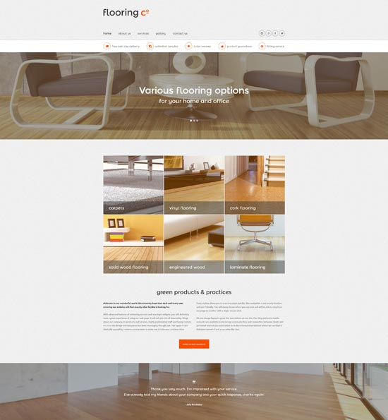 flooring-co-website-template