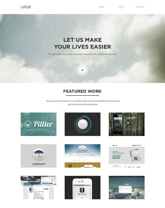 free-Kaan-PSD-Web-Theme