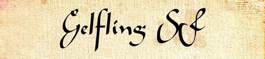 Gelfling SF free font
