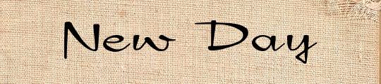 New Day Script free font