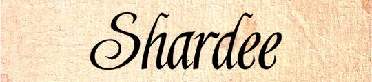 Shardee free beauty font