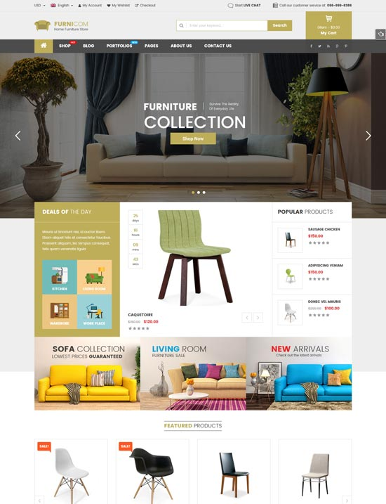 furnicom-furniture-woocommerce-wordpress-theme