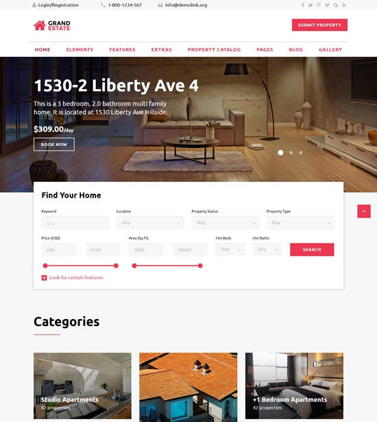 grand-estate-website-template
