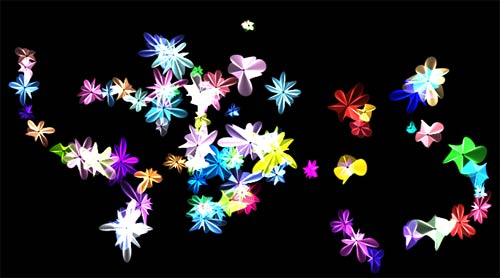 FlowerPower HTML5 animation