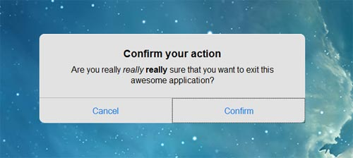 iOS7-like-Confirm-Dialog