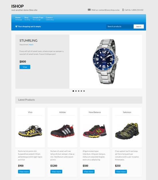 iShop-Free-ecommerce-WordPress-theme
