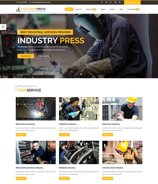 industrypress-industrial-business-template