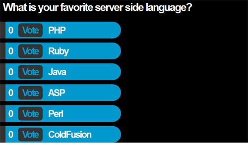 jQuery-Vote-for-favorite-server-side-language