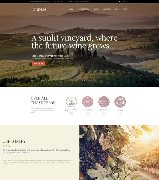 jorden-farming-winery-wordpress-theme