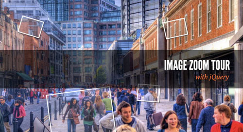 Image Zoom Tour with jQuery