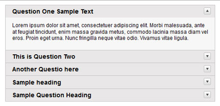 Simple jQuery Hover Effects