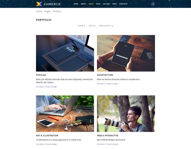 jumerix-portfolio