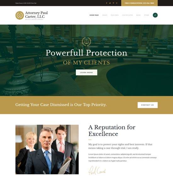 law legal advisers attorneys wp theme