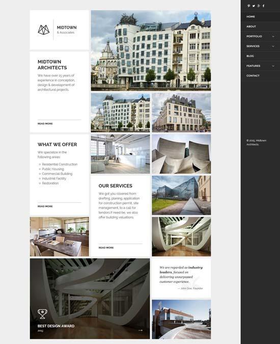 midtown architects