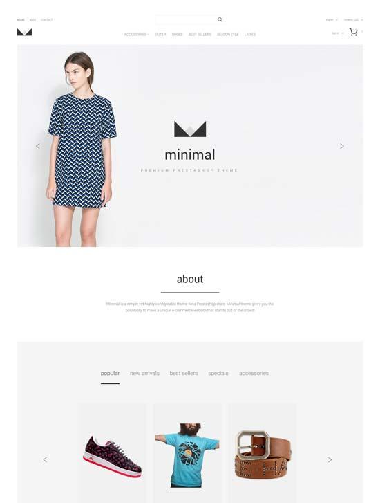 minimal-fashion-prestashop-theme