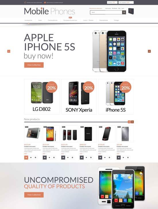mobile-store-responsive-magento-theme