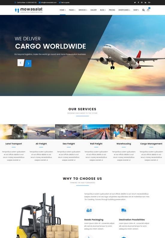 mowasalat-logistic-transports-wp-theme