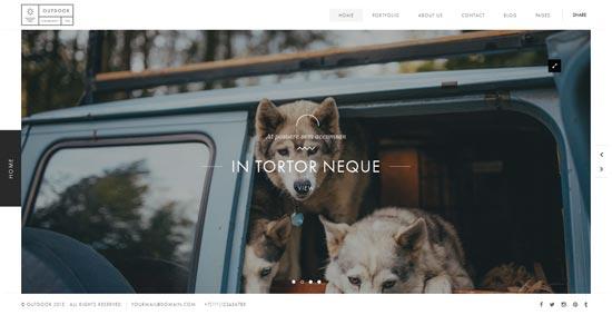 outdoor-photography-portfolio-template