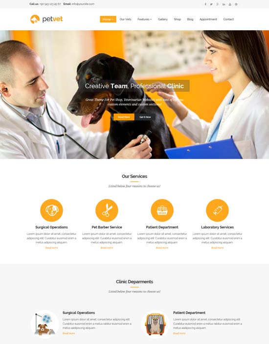 petvet-vet-pet-responsive-site-template