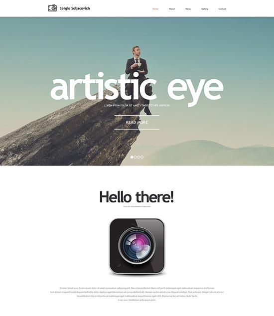 photographer-portfolio-responsive-website-template