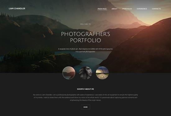 photographer-portfolio-website-template