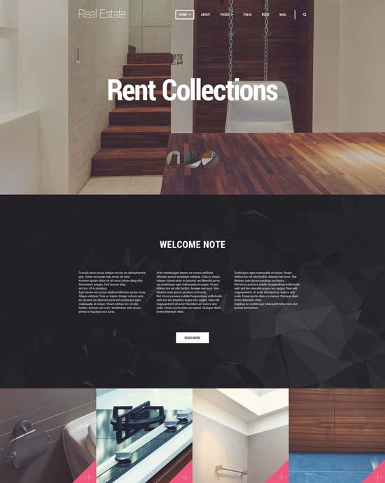 property selector joomla template
