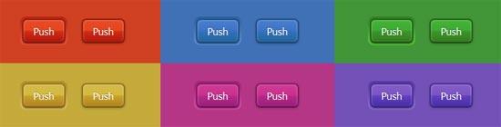push button color options
