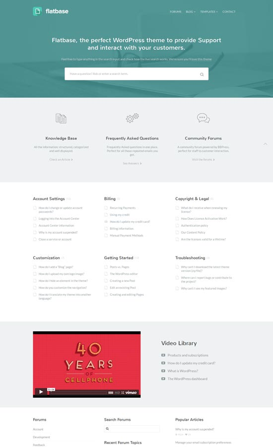 responsive-Knowledge-Base-Wiki-Theme