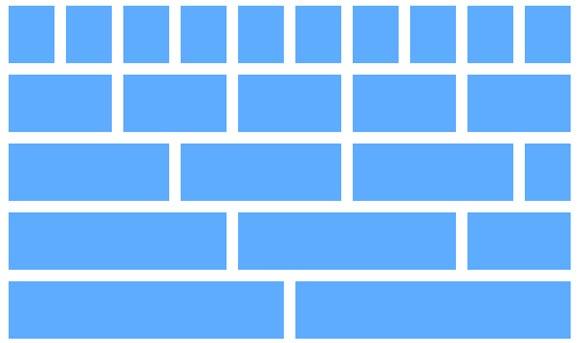 BluCSS - CSS framework Responsive Web Design