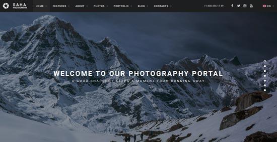 saha-creative-photography-template