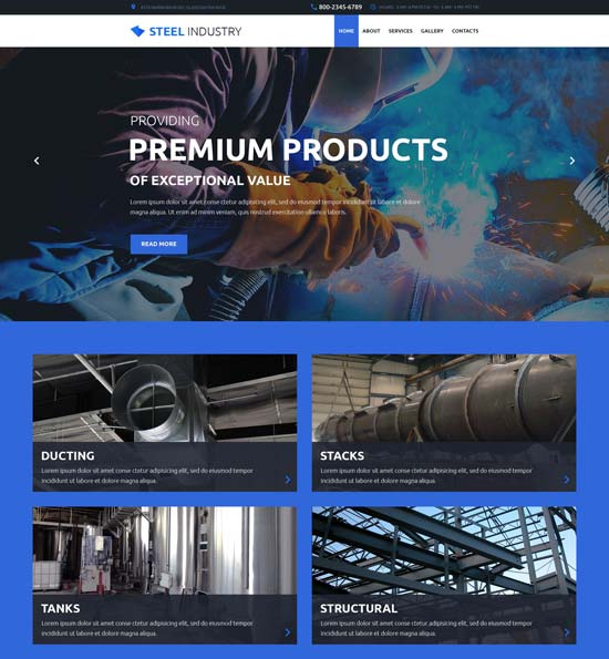 steelworks-website-template-57852