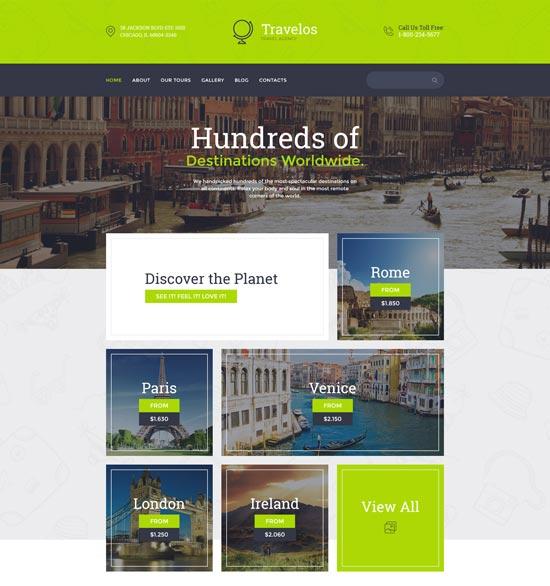 travelos-travel-agency-template