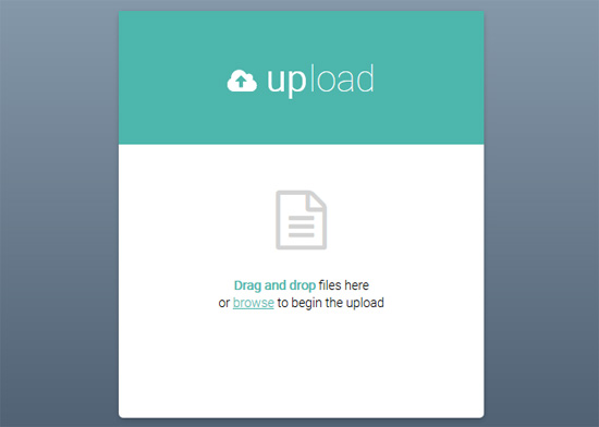 upload css animation ui