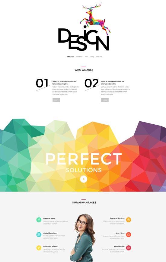 web design agency theme 55050
