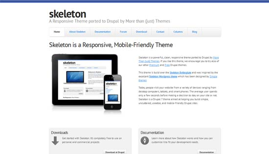 skeleton-free-responsive-drupal-theme