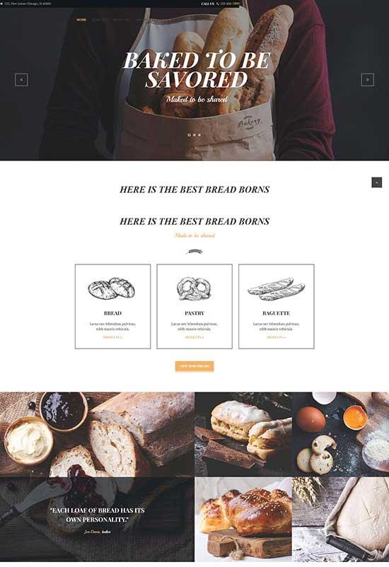 Bakery, Cafe & Pastry Shop